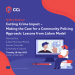 CCI Webinar 3: Making the Case for a Community Policing Approach: Lessons from Lisbon Model
