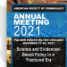 American Society of Criminology Annual Meeting 2021