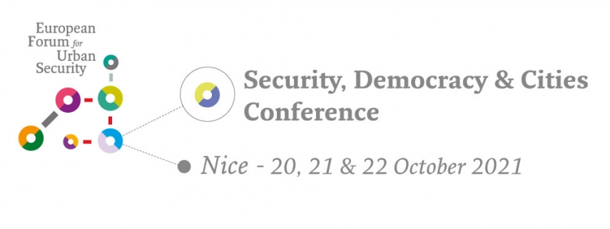 Security, Democracy and Cities 2021 conference